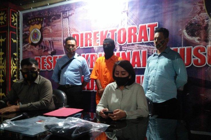 Polda Maluku  Pemilik akun FB sahab aras manik dijerat pasal berlapis