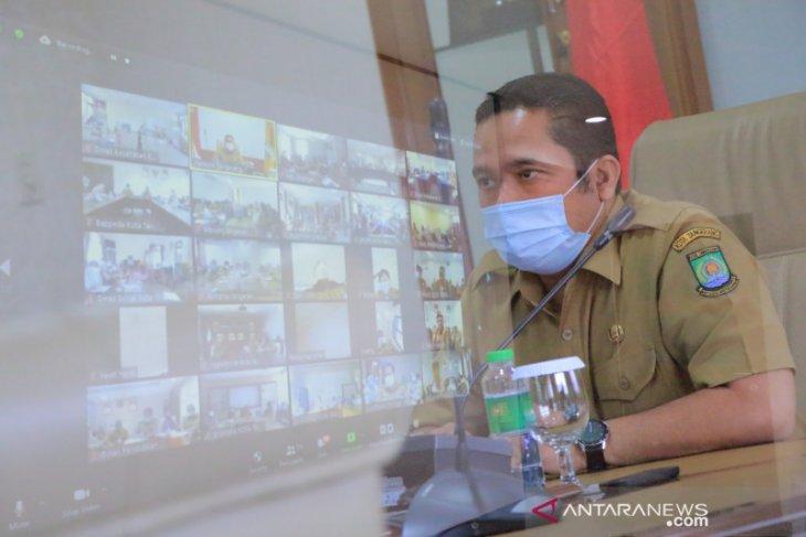 Pesan Wali Kota Arief di HUT PGRI ke 75
