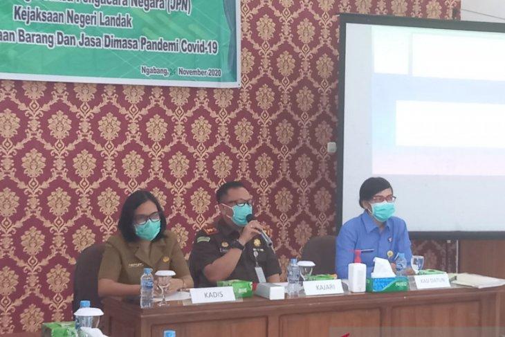 Kejari Landak sosialisasikan mekanisme pengadaan pada masa pandemi COVID-19