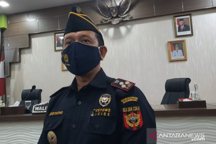 Bea Cukai Jambi permudah regulasi barang masuk untuk pencegahan corona