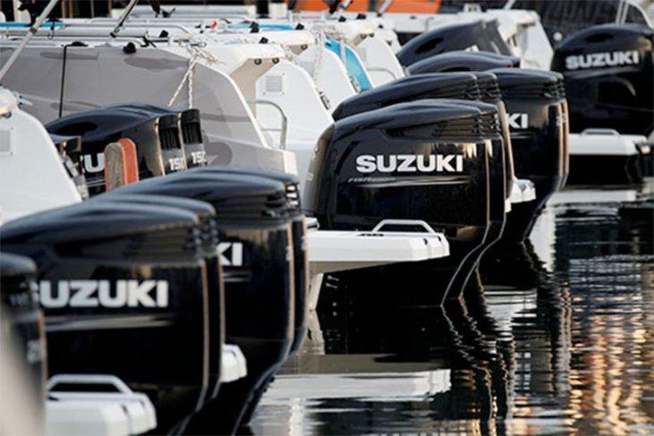 Suzuki AS memisahkan unit sepeda motor dan produk kelautan