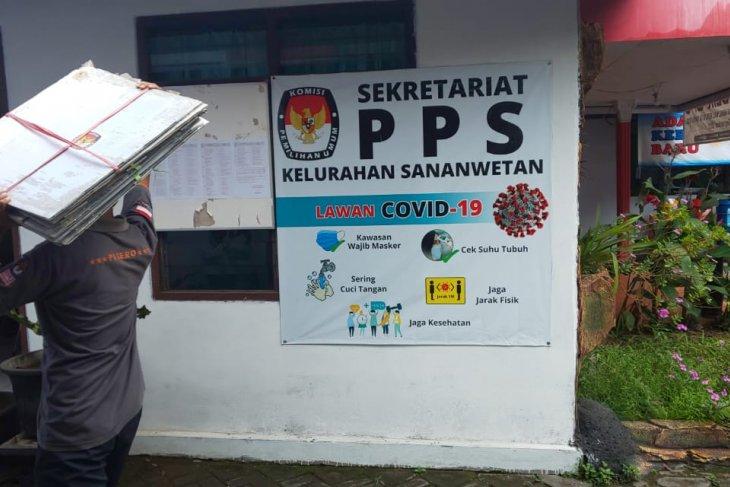KPU Kota Blitar tunggu kiriman APD untuk pilkada