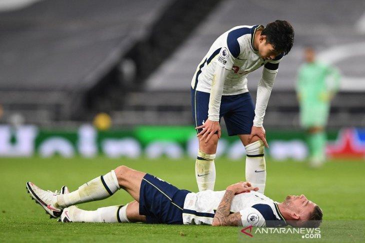 Liga Inggris - Tottenham terancam kehilangan Toby empat pekan, cedera pangkal paha