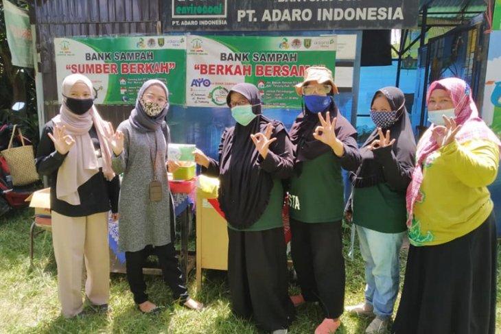 Giat Asosiasi  Bank Sampah Tabalong saat pandemi.