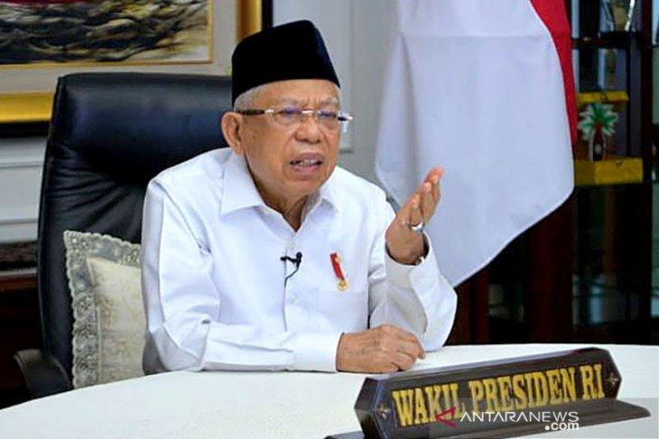 Lepas jabatan Ketum MUI, Ma'ruf Amin titip pesan untuk pengurus baru