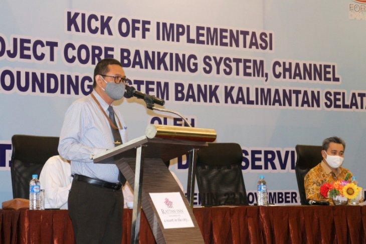 Bank Kalsel menuju transformasi digital banking