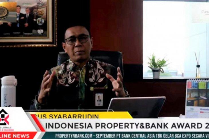 Bank Kalsel raih penghargaan penyaluran KPR Subsidi  dari Indonesia Property & Bank Award 2020