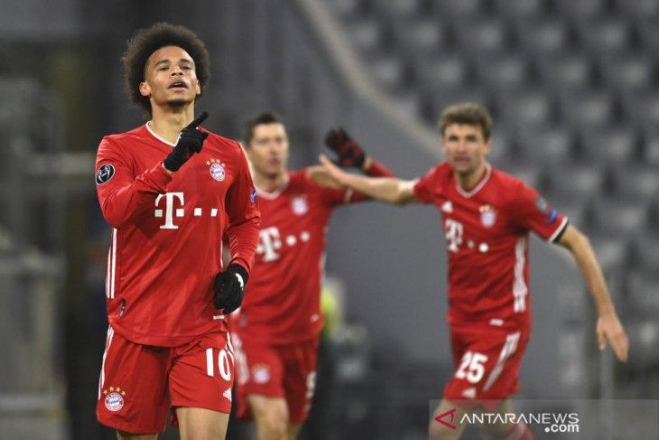 Bayern Munich memperbesar peluang mereka mempertahankan juara Liga Champions