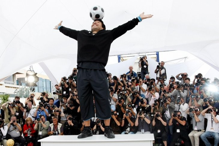 Dunia sepak bola  berduka lepas kepergian Diego Maradona