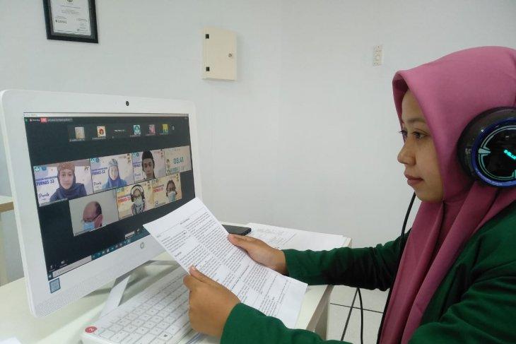 PKM-PSH Unusa jalani penilaian Pimnas secara daring