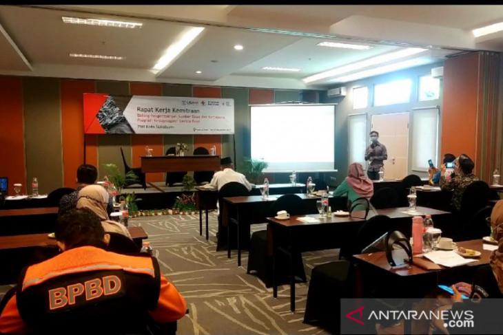 PMI Kota Sukabumi kenalkan model rumah aman gempa