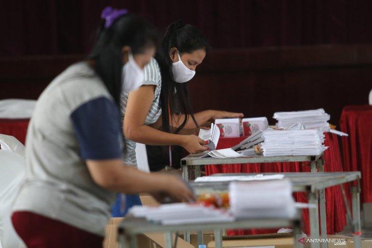 Pelipatan surat suara Pilkada calon tunggal