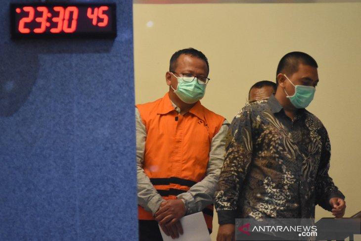 Edhy Prabowo tersangka, Luhut Pandjaitan jabat Menteri KKP ad interim