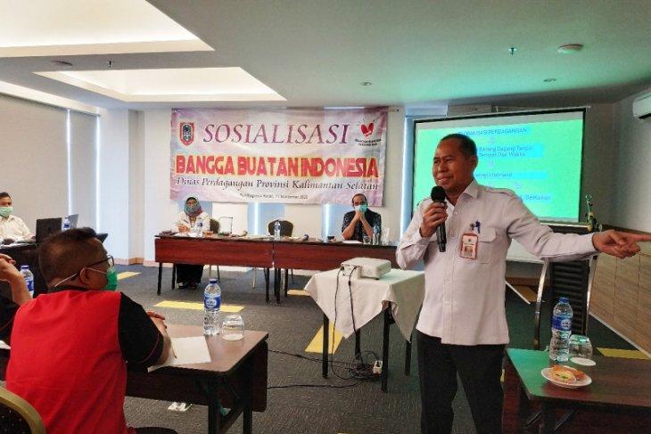 Pemprov dorong masyarakat bangga produk dalam negeri