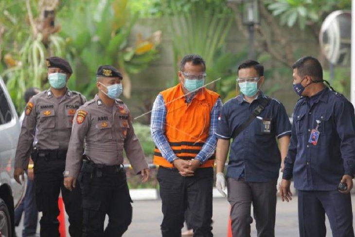 Pemeriksaan perdana Edhy Prabowo