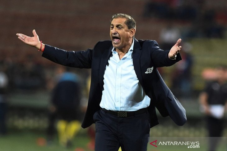 Hanya tiga pekan melatih, pelatih Botafogo dipecat