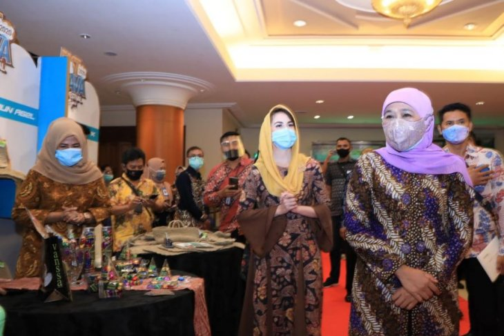 Pemprov Jatim bertekad bangun kawasan industri halal