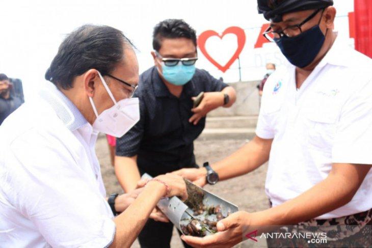 Gubernur Bali siap kembangkan Pelabuhan Amed - Karangasem