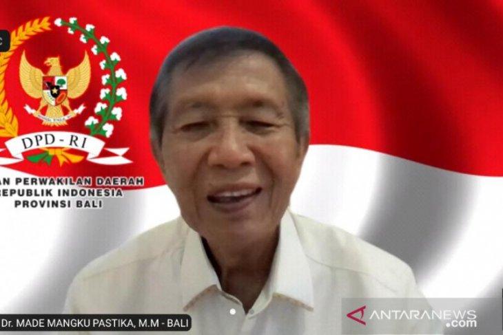 Anggota DPD: Kuatkan modal UMKM Bali di saat pandemi
