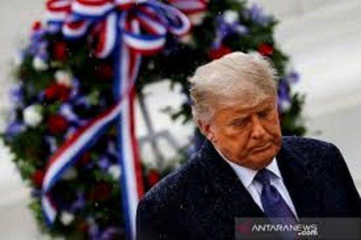Donald Trump akui Biden jadi presiden selanjutnya usai  kekisruhan di Capitol