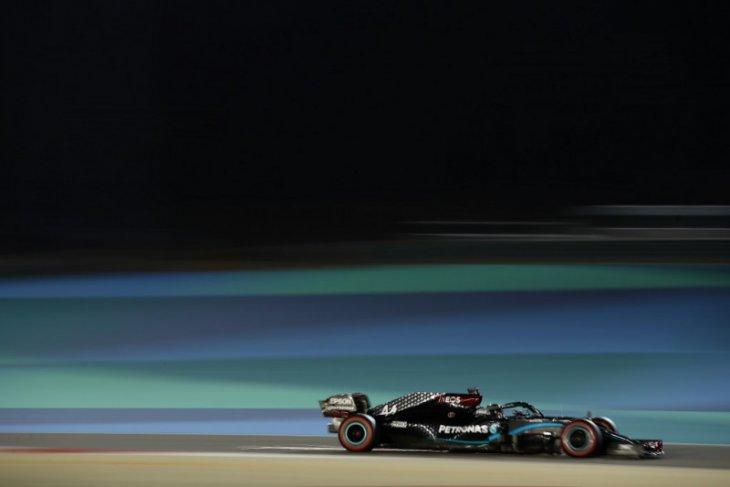 Formula 1: Hamilton dominasi hari pertama sesi latihan bebas GP Bahrain