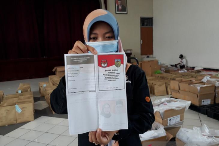 KPU Kediri amankan surat suara rusak