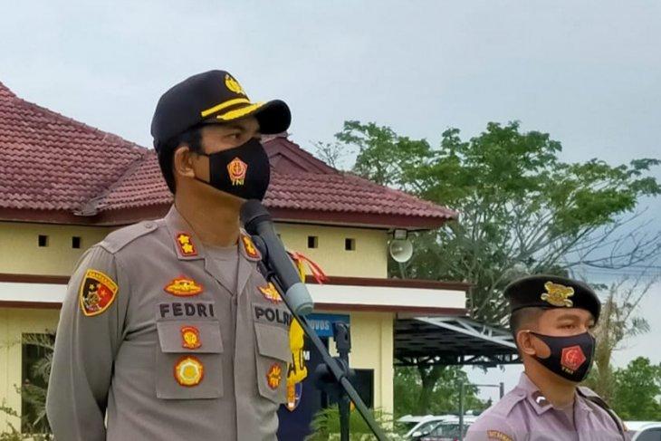 Polres Bangka Barat siapkan 292 personel untuk pengamanan Pilkada 2020