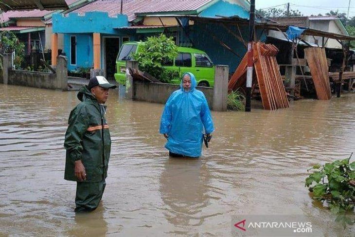 482 rumah di Kota Bengkulu terdampak banjir