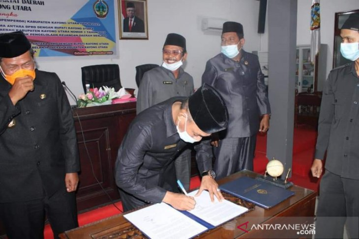RPJMD Kayong Utara 2019 -2023 masukkan penanganan COVID-19