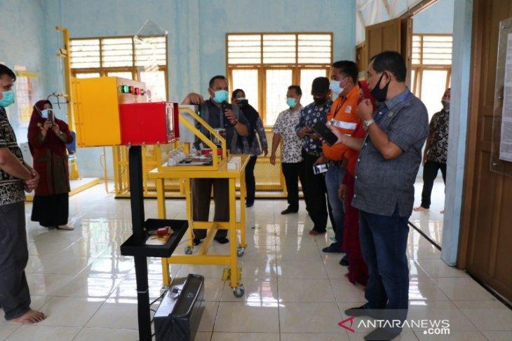 SMKN 2 Batang Toru dapat bantuan dari Tambang Emas Martabe