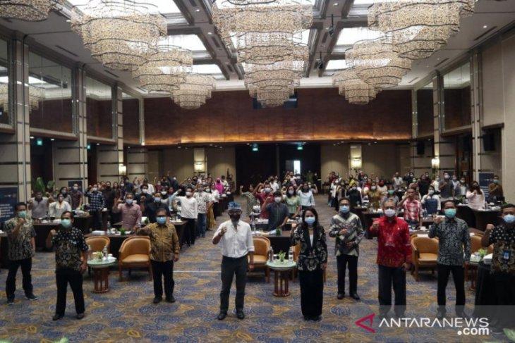 Kemenparekraf fasilitasi 100 pelaku usaha di Bali buat badan hukum