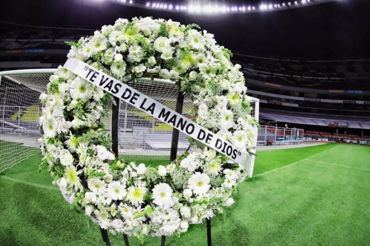 Liga sepak bola Argentina jadi Piala Diego Maradona