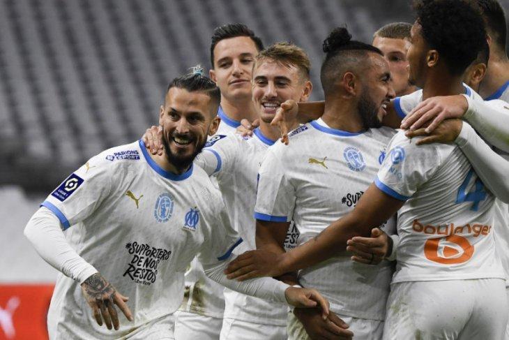 Marseille taklukkan Nantes 3-1 untuk naik ke posisi tiga