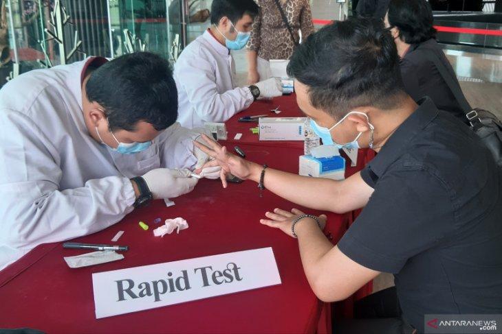 KPU Bengkayang lakukan  rapid test bagi Badan Ad Hoc