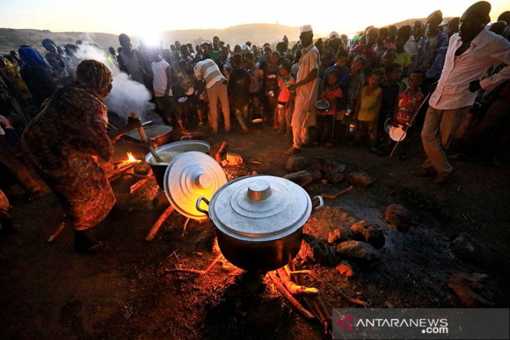 Sekitar 350.000 orang di Tigray Ethiopia kelaparan