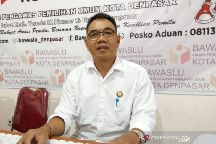 Bawaslu Denpasar apresiasi kepatuhan kedua kandidat dalam protokol kesehatan