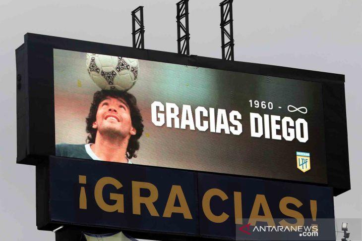 Gambar Maradona akan terpampang di uang kertas Argentina
