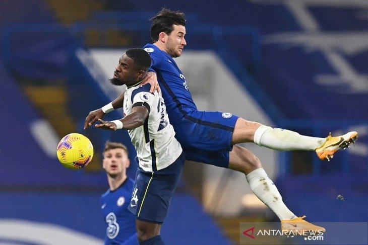 Liga Inggris, Chelsea kontra Tottenham berakhir skor kacamata