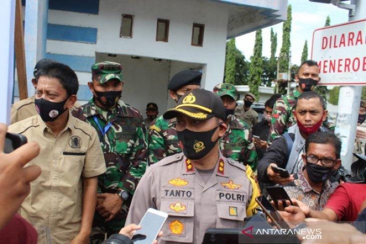 Polres Lhokseumawe akan bubarkan hajatan langgar Prokes