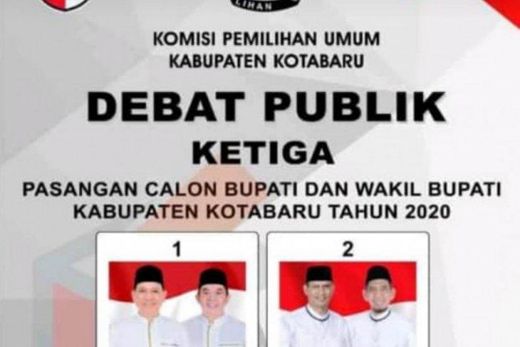 Debat sesi tiga, pertanyaan antar kandidat lebih dinamis