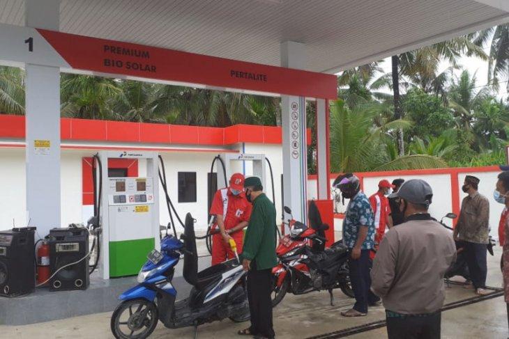 Pertamina dirikan SPBU BBM satu harga di Kecamatan Jawai