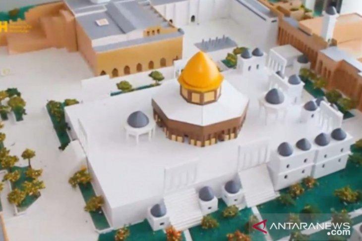 Replika Masjid Al Aqsa Palestina akan dibangun di Kabupaten Bogor