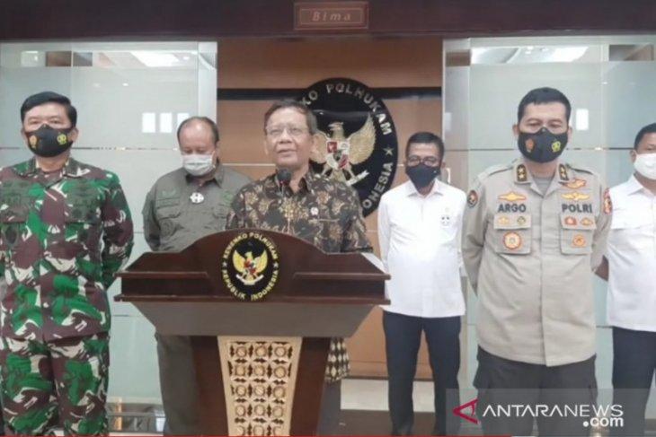 Pemerintah perintahkan aparat perketat pengamanan dari aksi terorisme