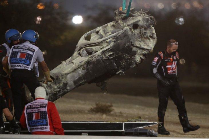 Brawn sebut pelindung kepala halo selamatkan Grosjean