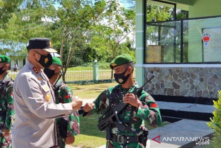 Kapolda TNI dan Polri pilar negara yang tidak bisa digoyang