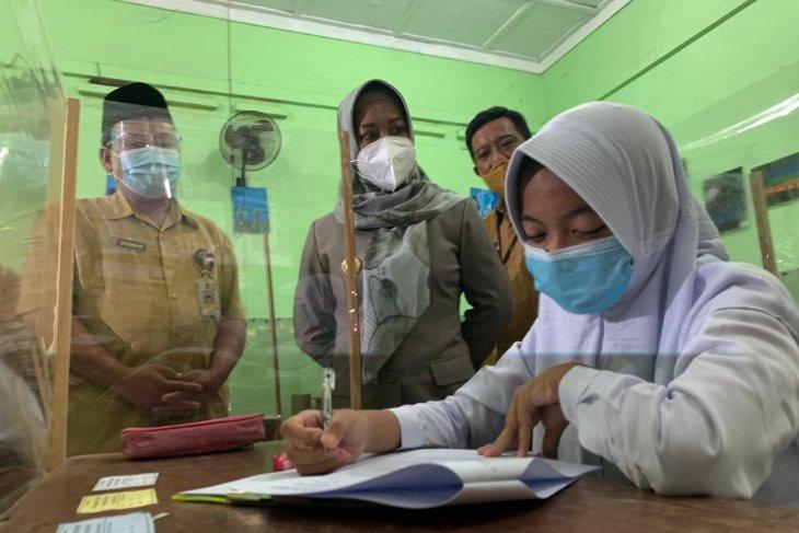 Wali Kota Mojokerto ingatkan protokol kesehatan saat pembelajaran tatap muka