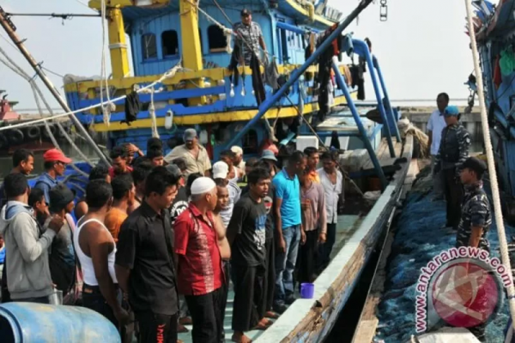 Aceh's 19 fishermen repatriated from India after year-long jail term