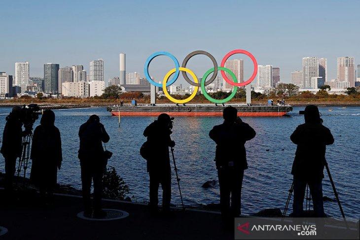 Sepertiga penduduk Jepang ingin Olimpiade Tokyo dibatalkan