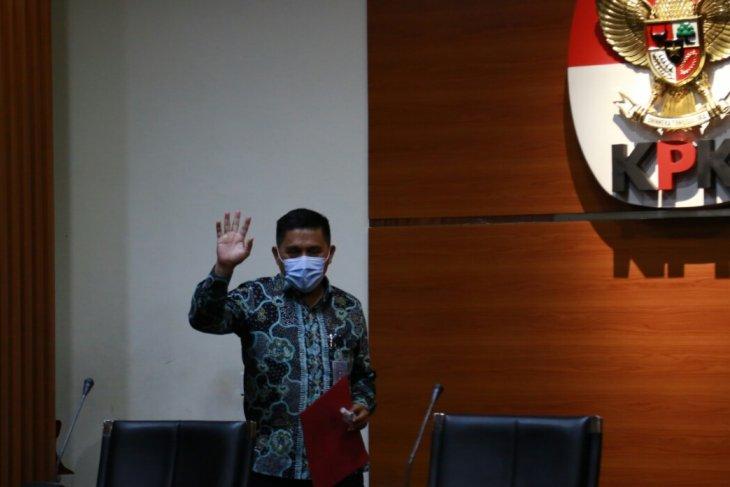 KPK jelaskan status Ali Ngabalin dalam kasus Edhy Prabowo