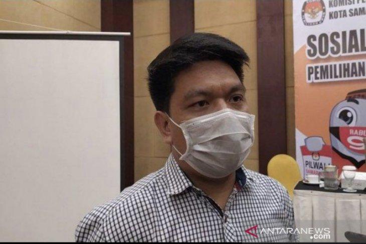 Ratusan petugas pemilu Samarinda reaktif hasil tes cepat